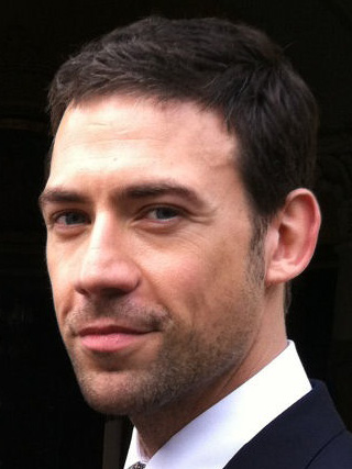 Adam Rayner as The Saint