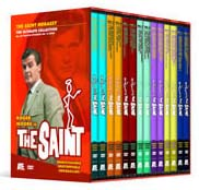 The Saint Megaset DVD Collection