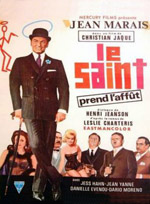 Le Saint Prend L'Affut movie poster #1