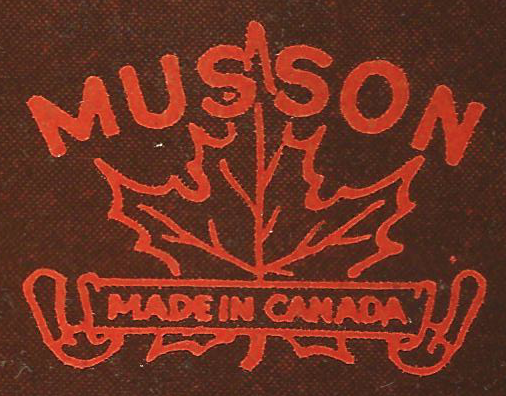 The Musson Book Company