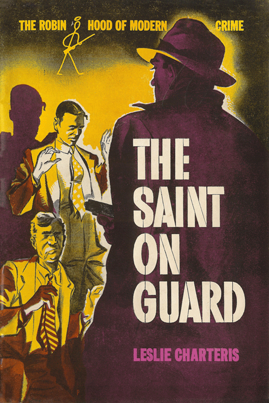 The Saint on Guard, Musson of Canada