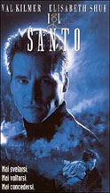 Il Santo with Val Kilmer on VHS (1997)